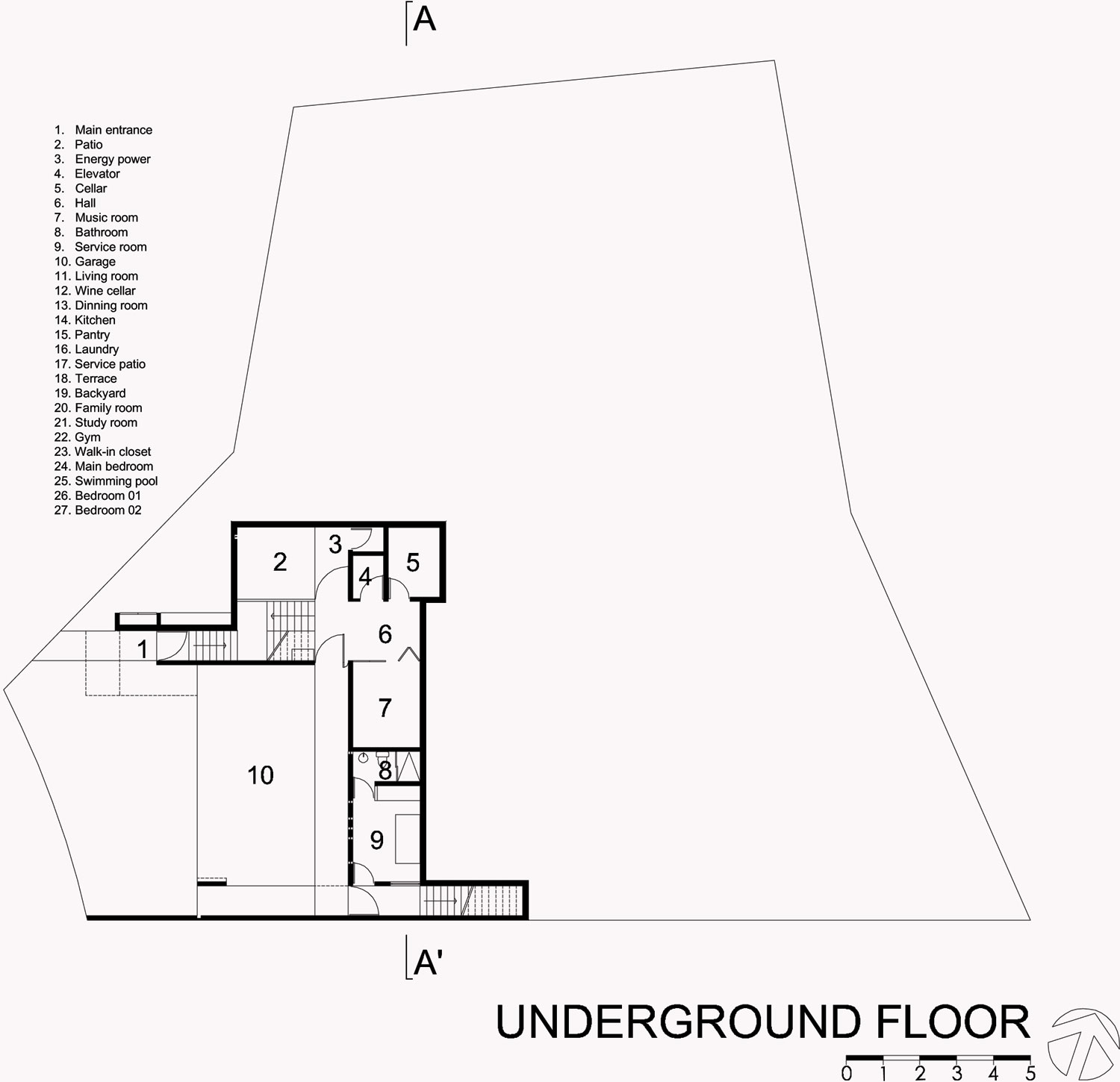 awesome underground house design plans images best image 3d home mountain house underground interior design ideas