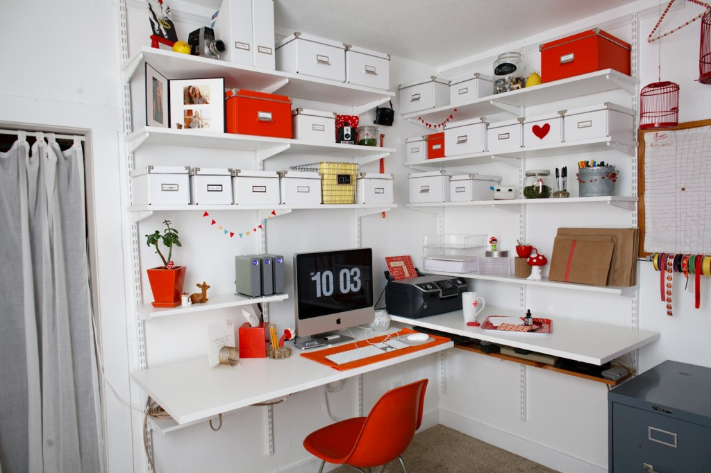 Creative workspaces for Home office workspace