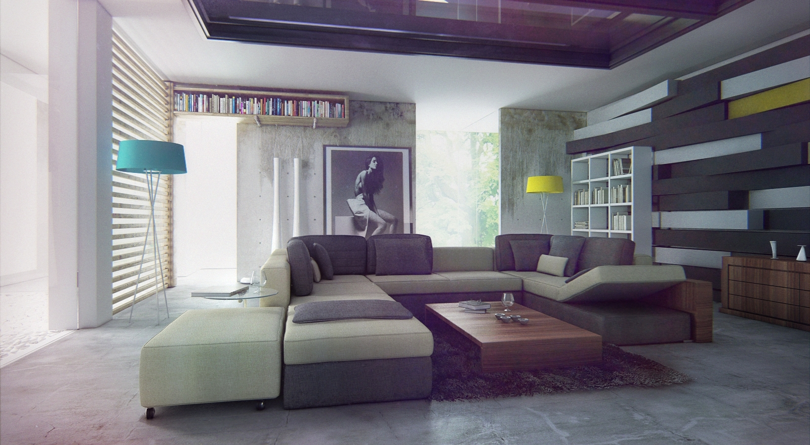 Bachelor pad ideas How to design a living room
