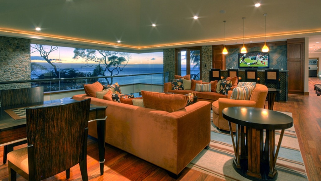 jewel of kahana house, beachside in maui, hawaii
