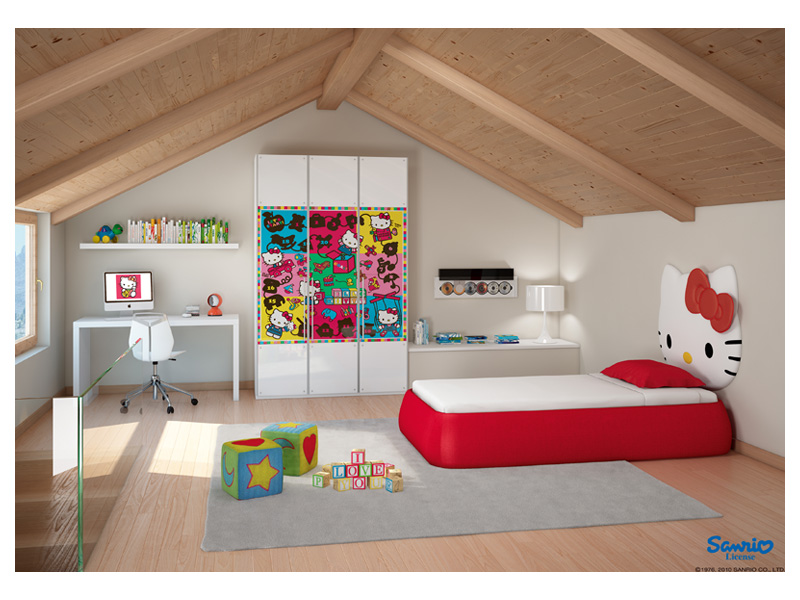 Hello Kitty Room Design Ideas Part - 41: Like Architecture U0026 Interior Design? Follow Us..