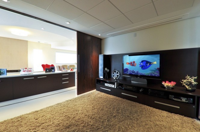 8 Modern neutral Living room entertainment unit