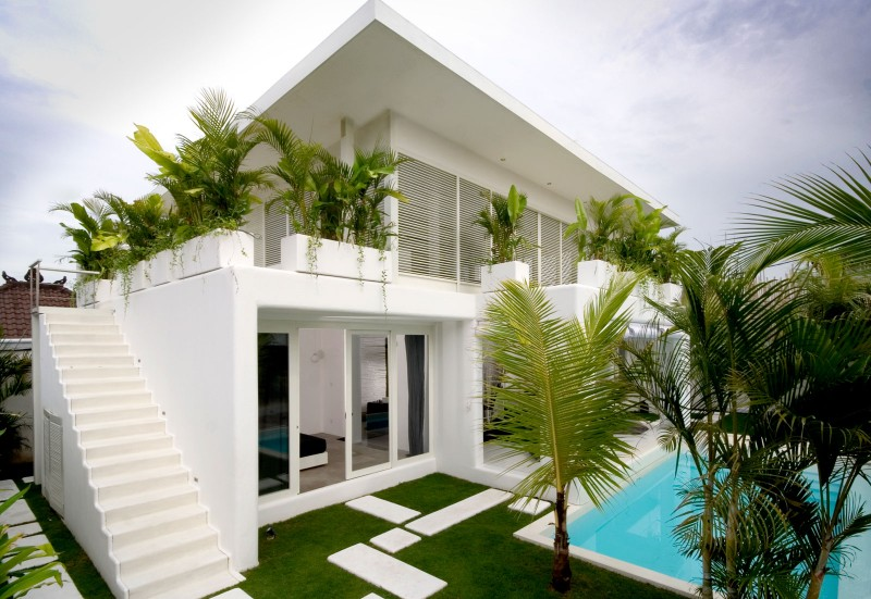 Green And Fun: The lli Residence in Bali on home restaurant, home court, home style wood houses, home club, home apartment, home state, home color, home bank, home land, home source, home residential,