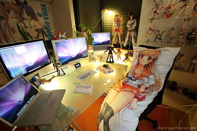 Manga workspace