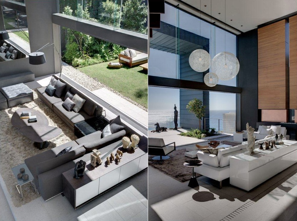 Neutral Contemporary Interior Design