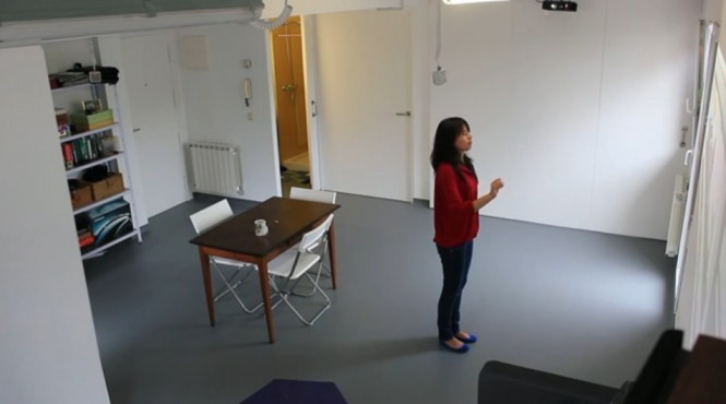 Openarch Smart Home Projection1