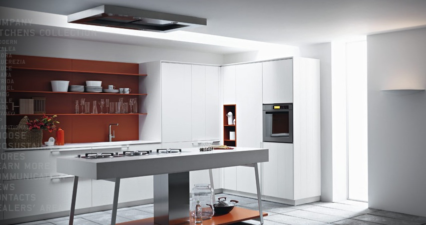 modern kitchens from cesar