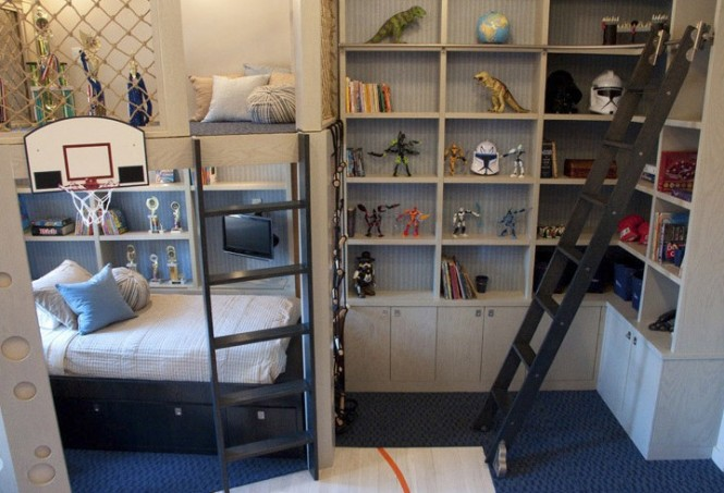 Boys room design ideas
