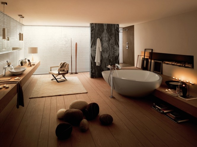 Jean-Marie Massaud contemporary bathroom design