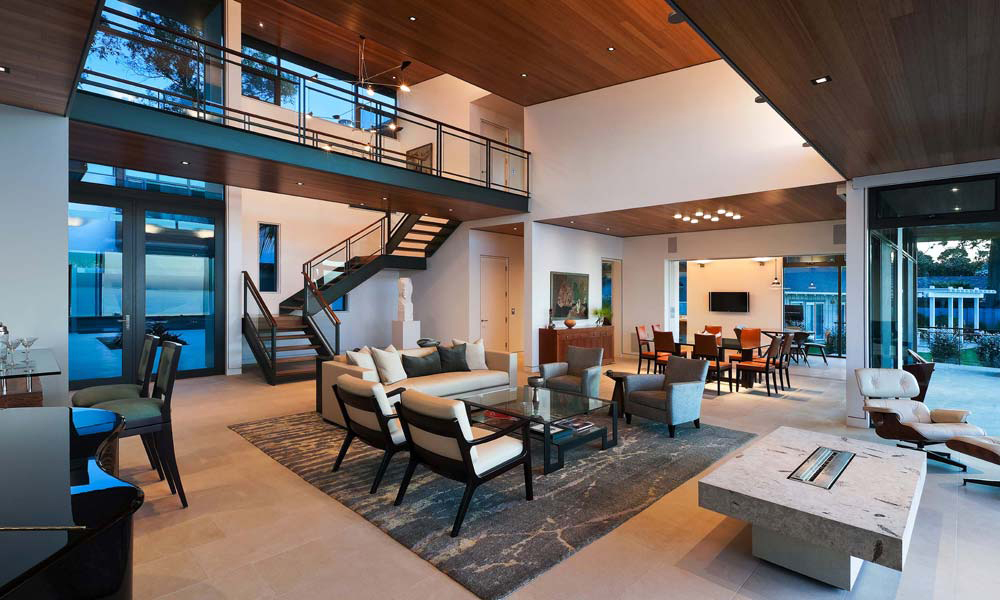 Inside the mind of an architect for Modern open floor plan house designs