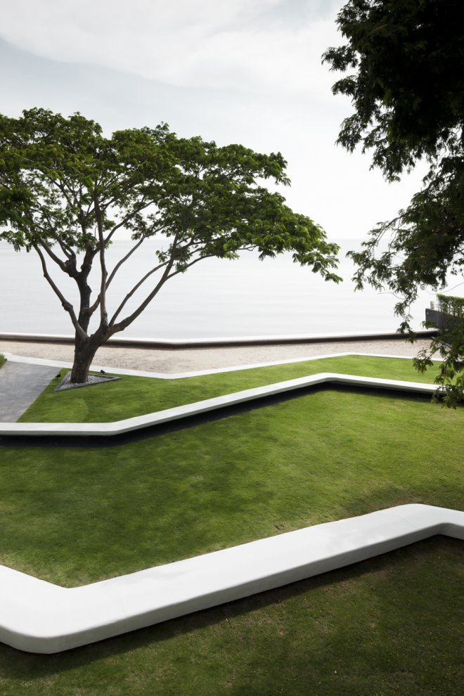 Contemporary landscaping interior design ideas for Modern landscape architecture
