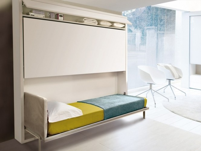 Contemporary Foldaway bed