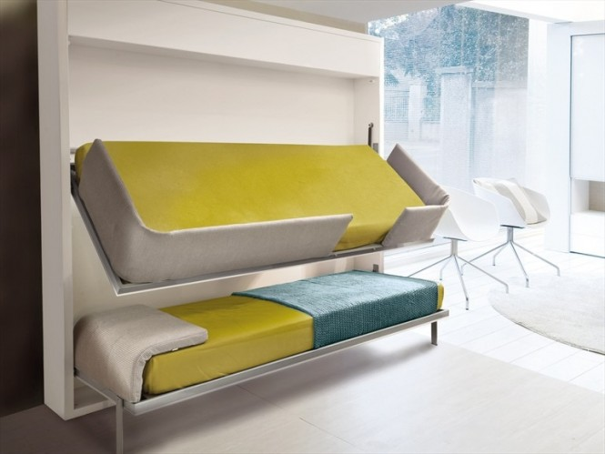 Contemporary bunkbeds