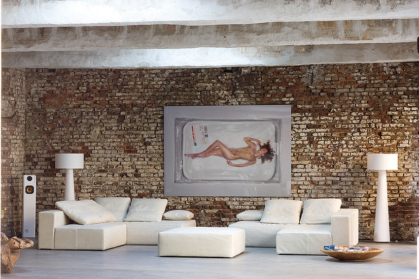 Amazing Painting Interior Brick Wall