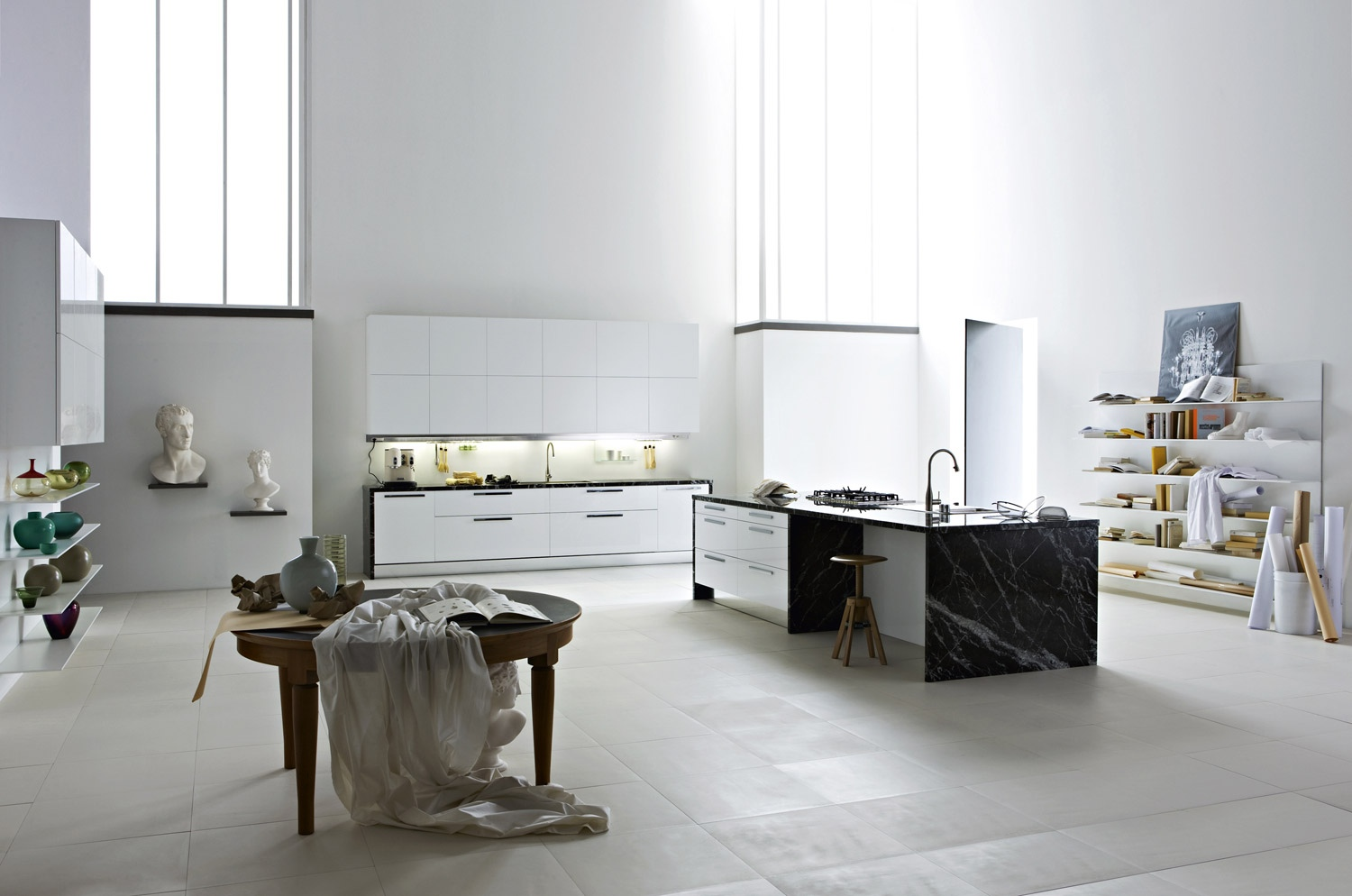 Kitchen designs with personality for White kitchen designs