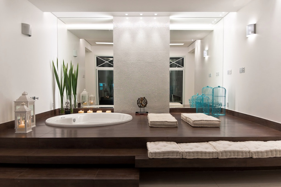 A Fresh Take On Bath Tubs