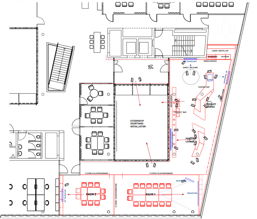 Meeting room floor plan interior design ideas Room floor design