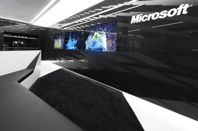Microsoft Briefing Center
