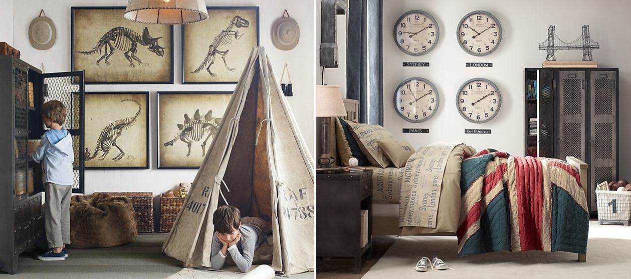 a treasure trove of traditional boys room decor - Boys Bedroom Design