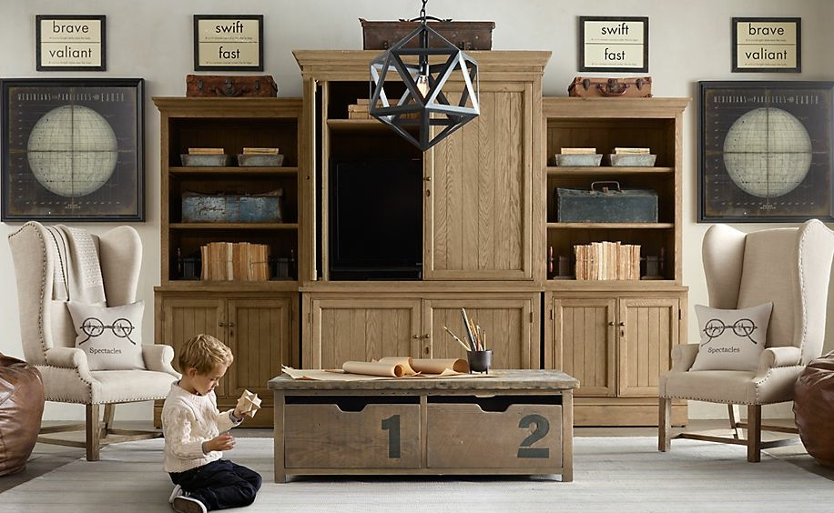 A treasure trove of traditional boys room decor for Neutral home decor ideas