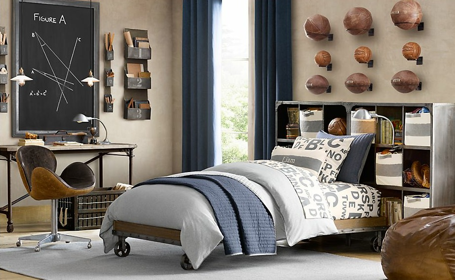 Sports Themed Bedroom Accessories Treasure Trove Of Traditional Boys Room Decor
