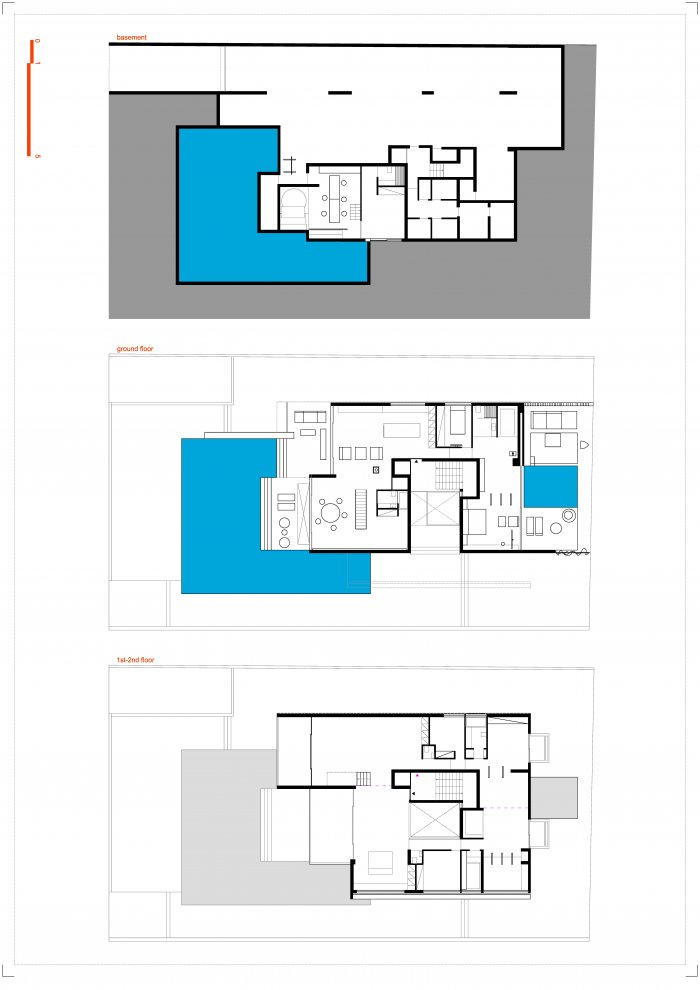 Birdseye view plan interior design ideas Birds eye view house plan