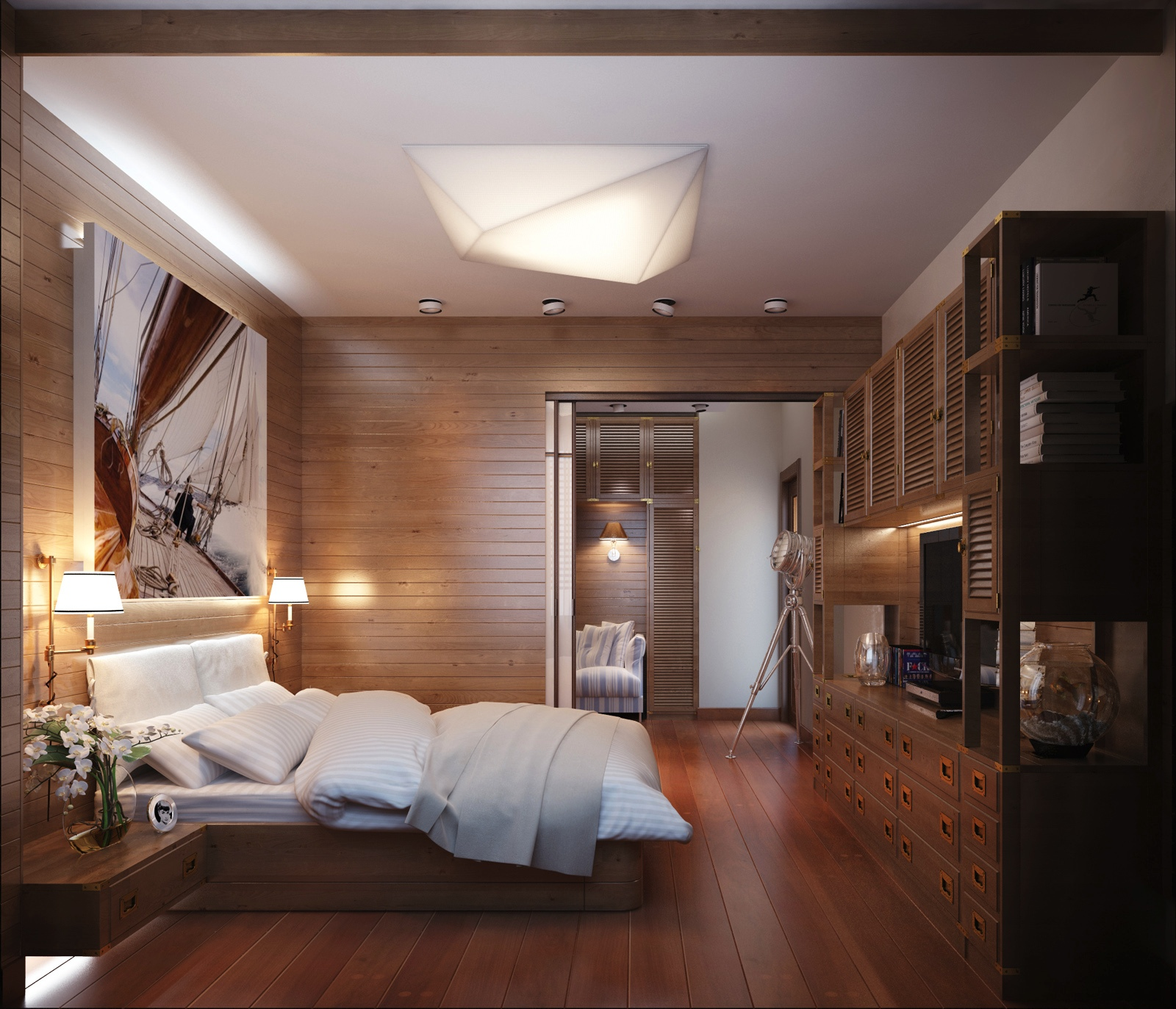 like architecture interior design follow us - Masculine Bedroom Design