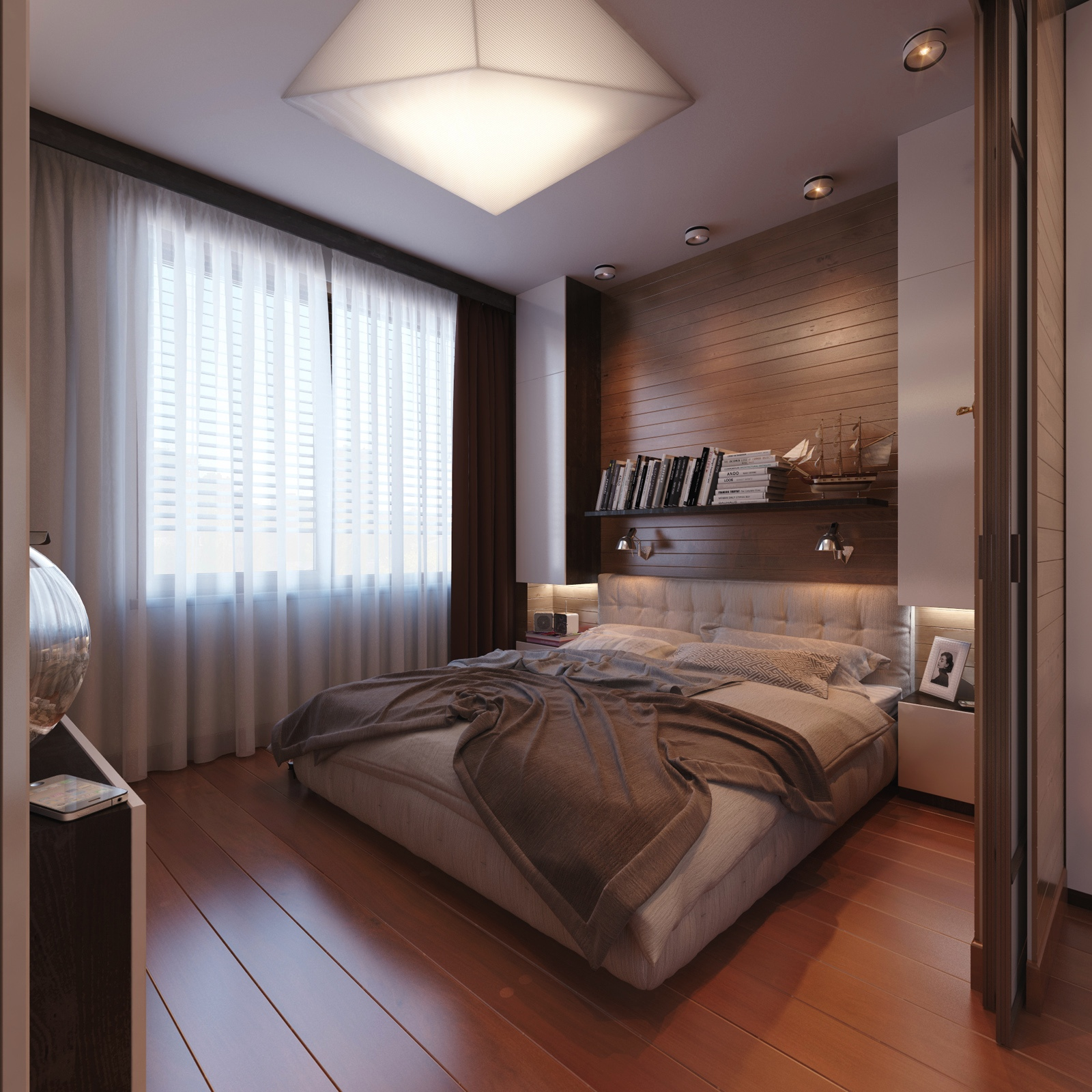 bedroom design modern