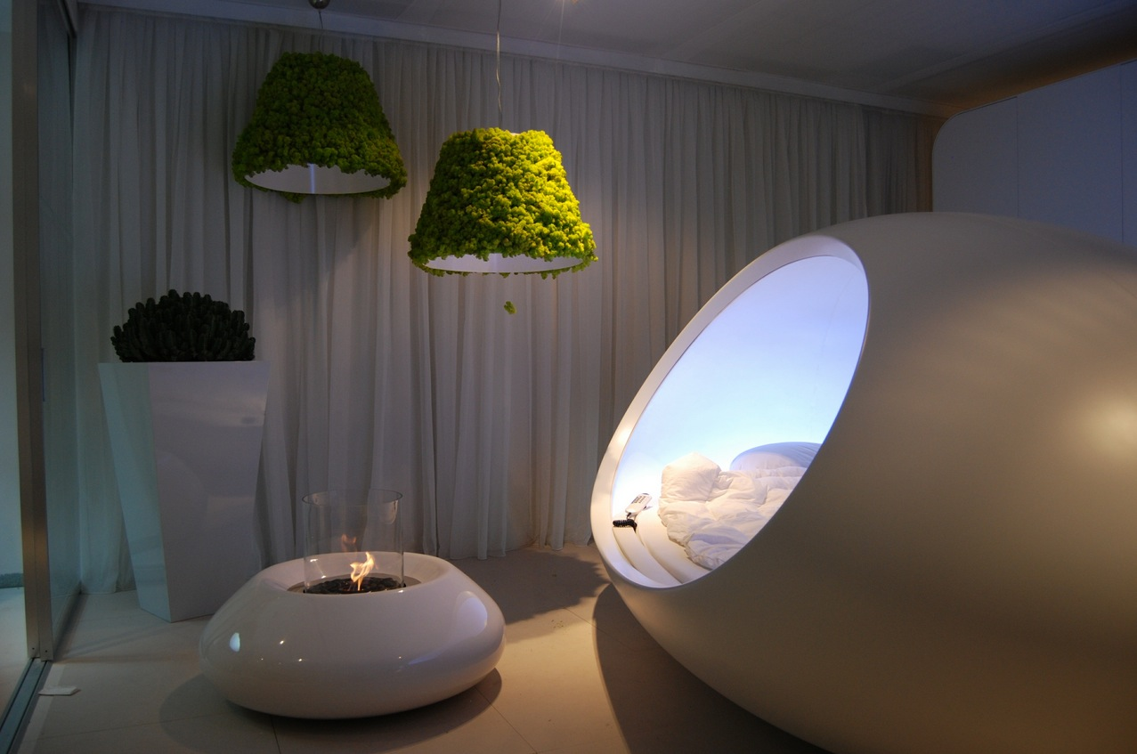 1000 Images About Futuristic Interior On Pinterest