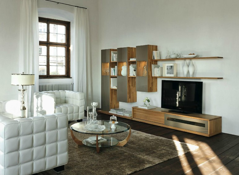 Furniture Designs Images wooden furniture in a contemporary setting