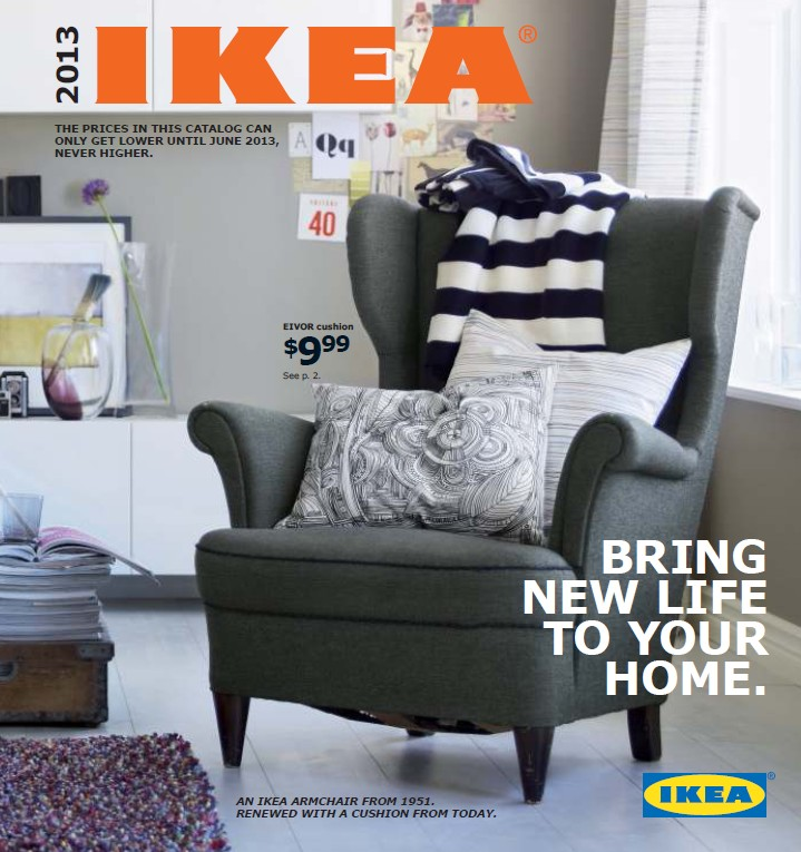 Ikea 2013 catalog for Home interior decorating catalogs