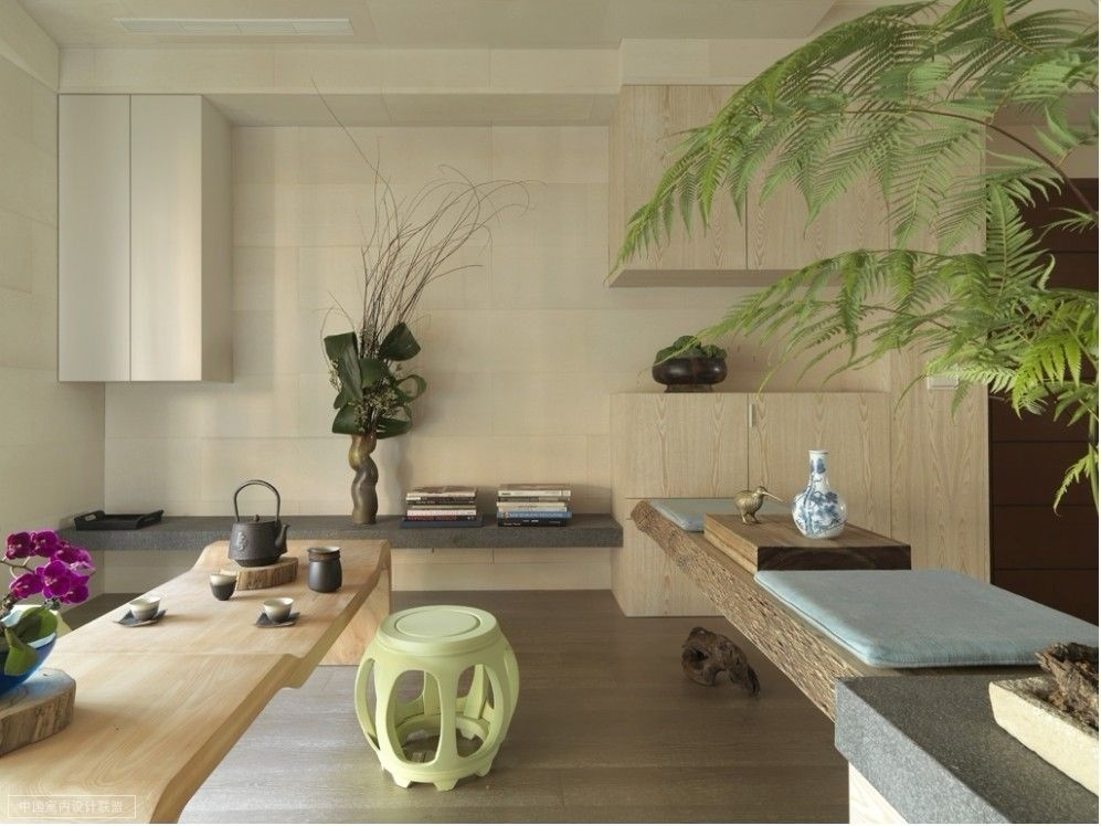 Asian interior design interior design ideas - Home decorating japanese ...
