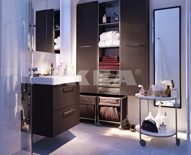 Ikea Bathroom Ideas Interesting Ikea Bathrooms Design Ideas