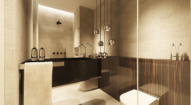 Contemporary Bathroom Design Interior Design Ideas
