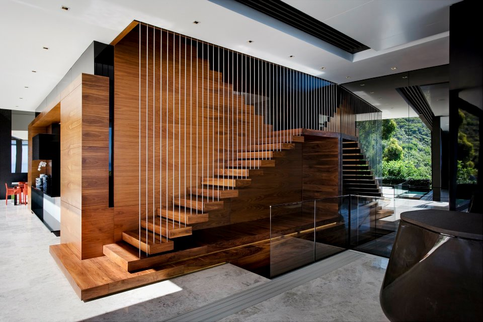 contemporary staircase design interior design ideas
