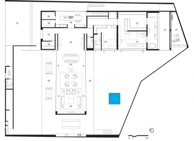 House plan drawings