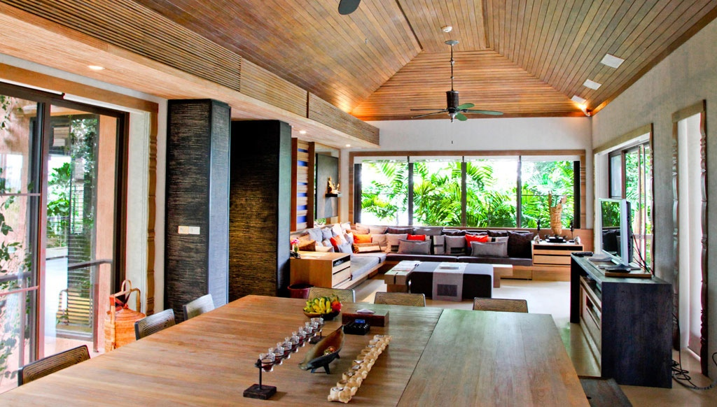 Luxury villas in phuket thailand for Interieur villa de luxe