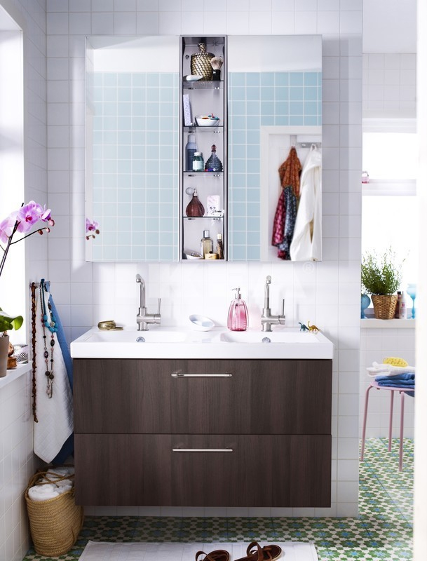 Ikea Bathroom Ideas Enchanting Ikea Bathrooms Design Ideas