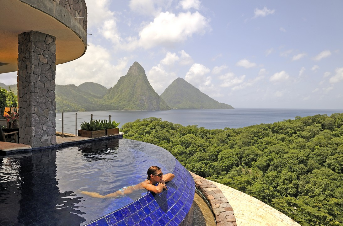 St Lucia Luxury Resort Interior Design Ideas