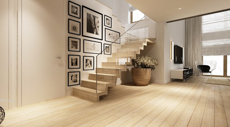 Beautiful Staircase Interior Design Ideas Gallery - Interior ...