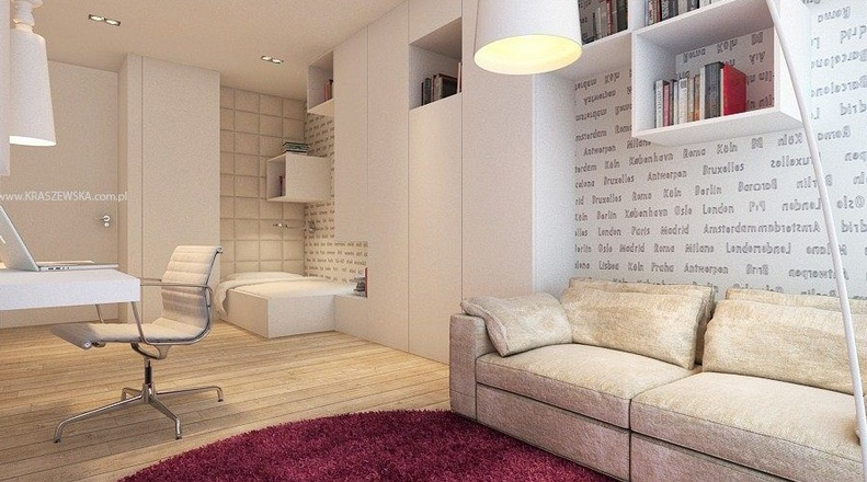 studio apartment design interior design ideas