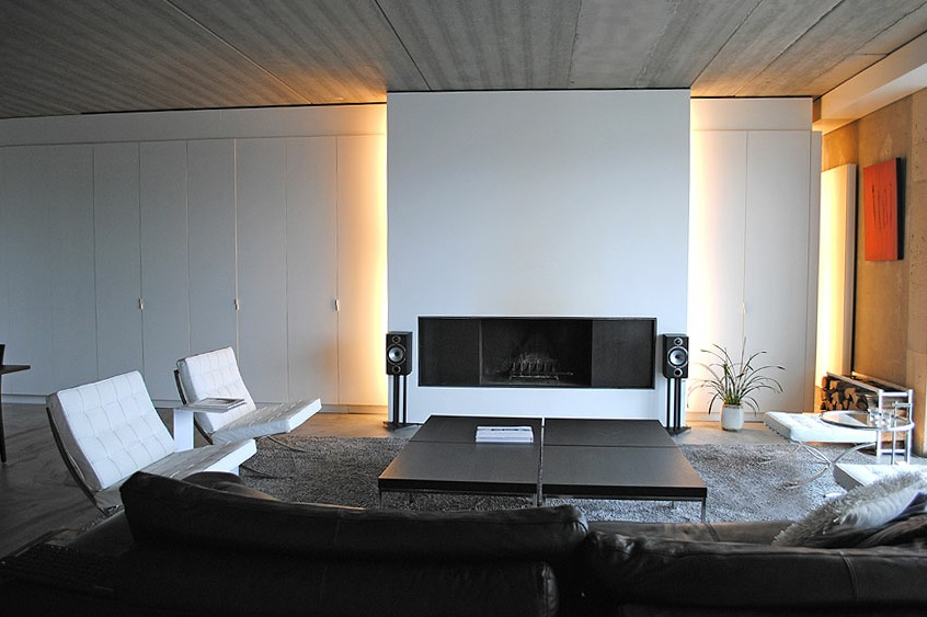 ... Modern Living Room Design Ideas 2012