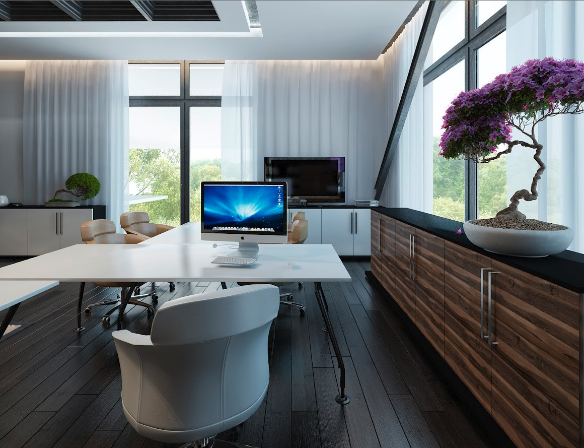 28 zen home office design ideas bloombety zen office design zen home office design ideas white walnut office furniture interior design ideas