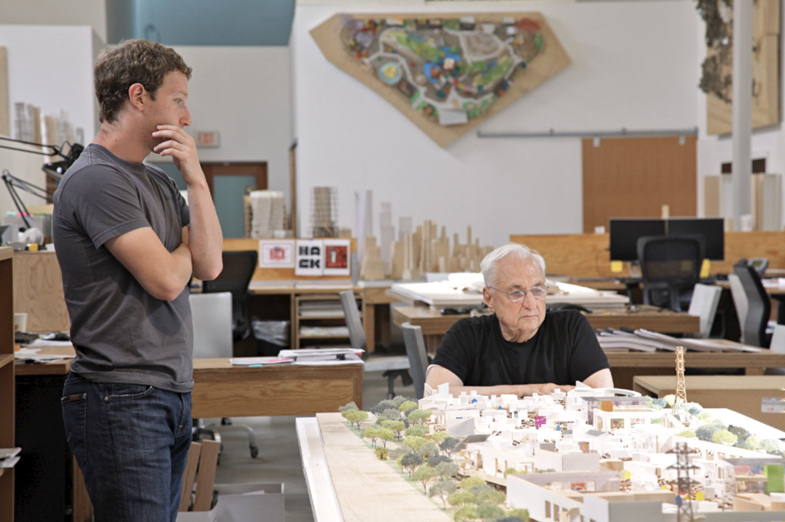 Facebook 39 s new menlo park campus to be designed by frank gehry for Home architecture facebook