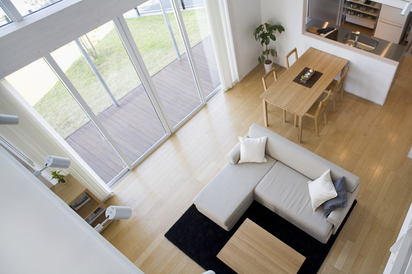 Minimalist japanese prefab house for Minimalist living japan