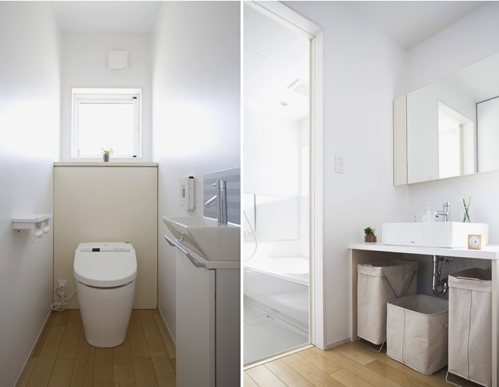 Modern toilet | Interior Design Ideas.