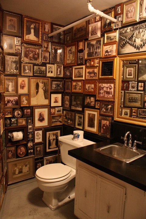 Cloakroom photo gallery interior design ideas for Quirky bathroom designs