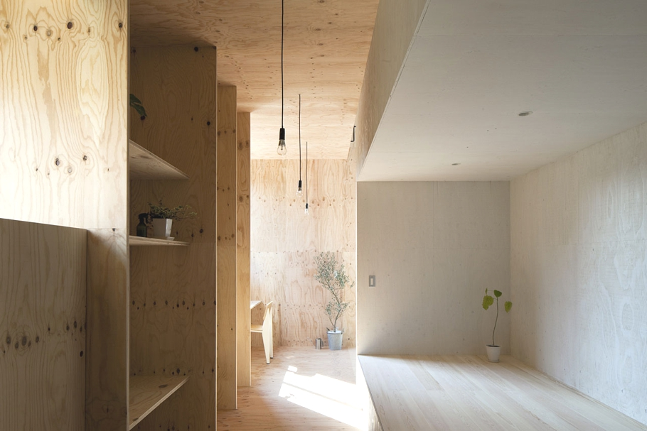 Contemporary japanese interior