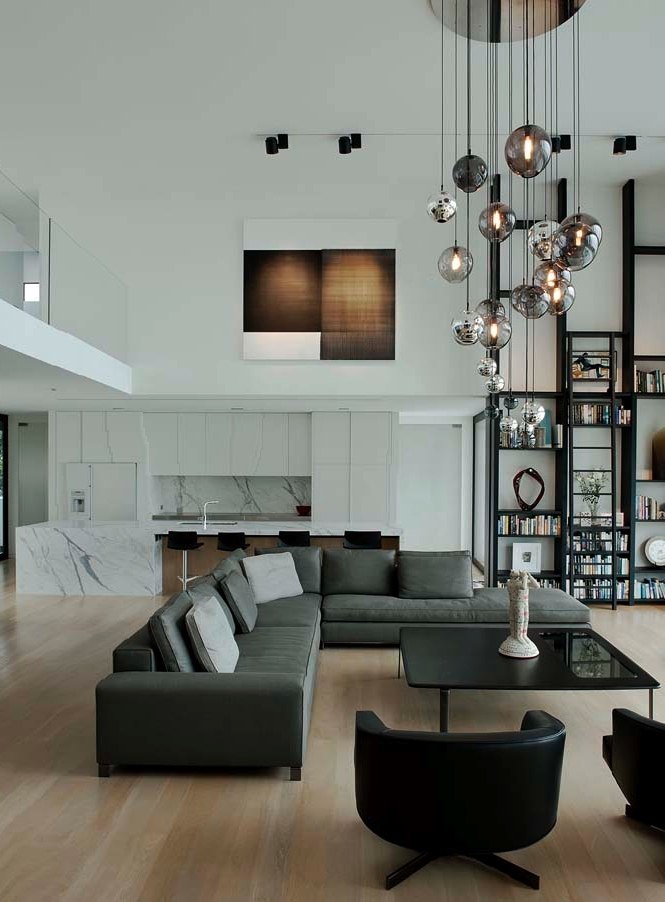 Higher Ceiling Decorating Ideas
