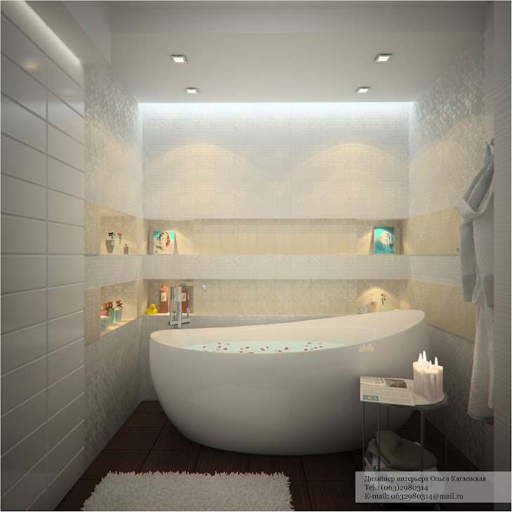 A cluster of creative home design - Bathroom false ceiling designs ...